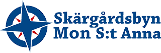 Skärgårdsbyn S:t Anna Logotyp